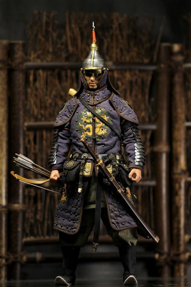 明末火器称王_明末时期辽东铁骑-影响后金军队服装建制的明军(空灵阁出品)