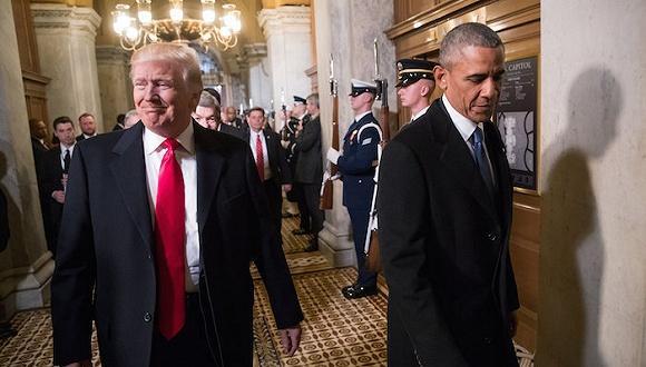 特朗普的前任奥巴马,目前在美国还有话语权吗?