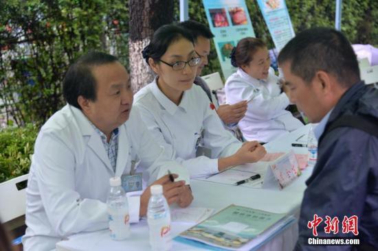 卫健委:癌症防治坚持预防为主 积极推进早诊早治