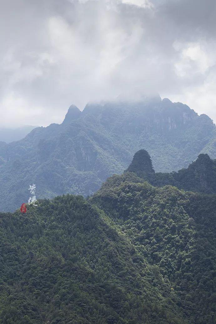 北帝山,不输张家界的绝美风景