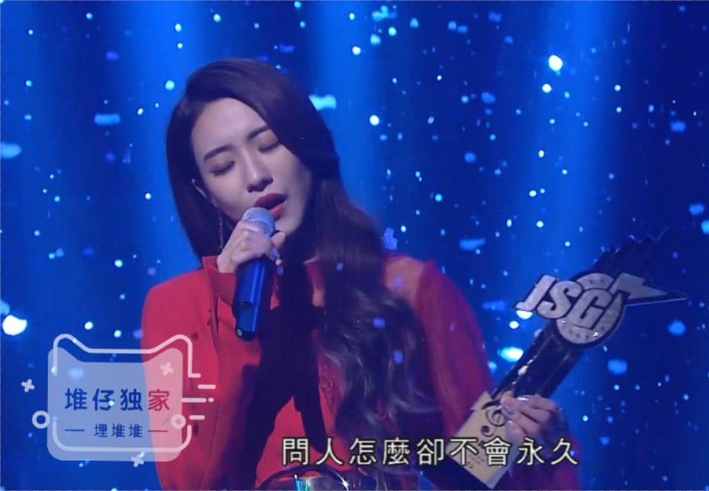 菊梓�逃埠�侨粝#�成最受�g迎女歌手!