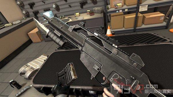 Vr射击游戏枪械俱乐部vr加入了7支全新二战武器枪械俱乐部vr射击