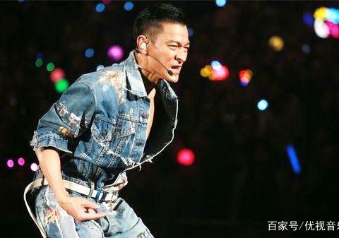 揭秘:劉德華2018年演唱會已經57歲,為何喜歡華仔的人有增無減