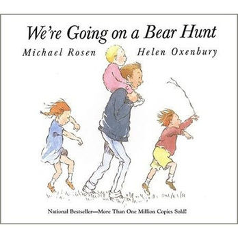 《We're going on a bearhunt》