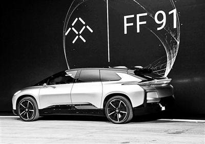 樂視汽車融資,樂視汽車量產,FF91量產