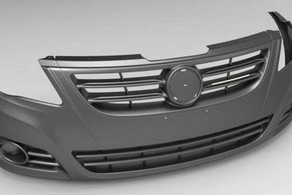 汽车保险杠什么塑料_[转帖]为什么汽车保险杠都是塑料的?金属的不是更好吗?-新浪汽车