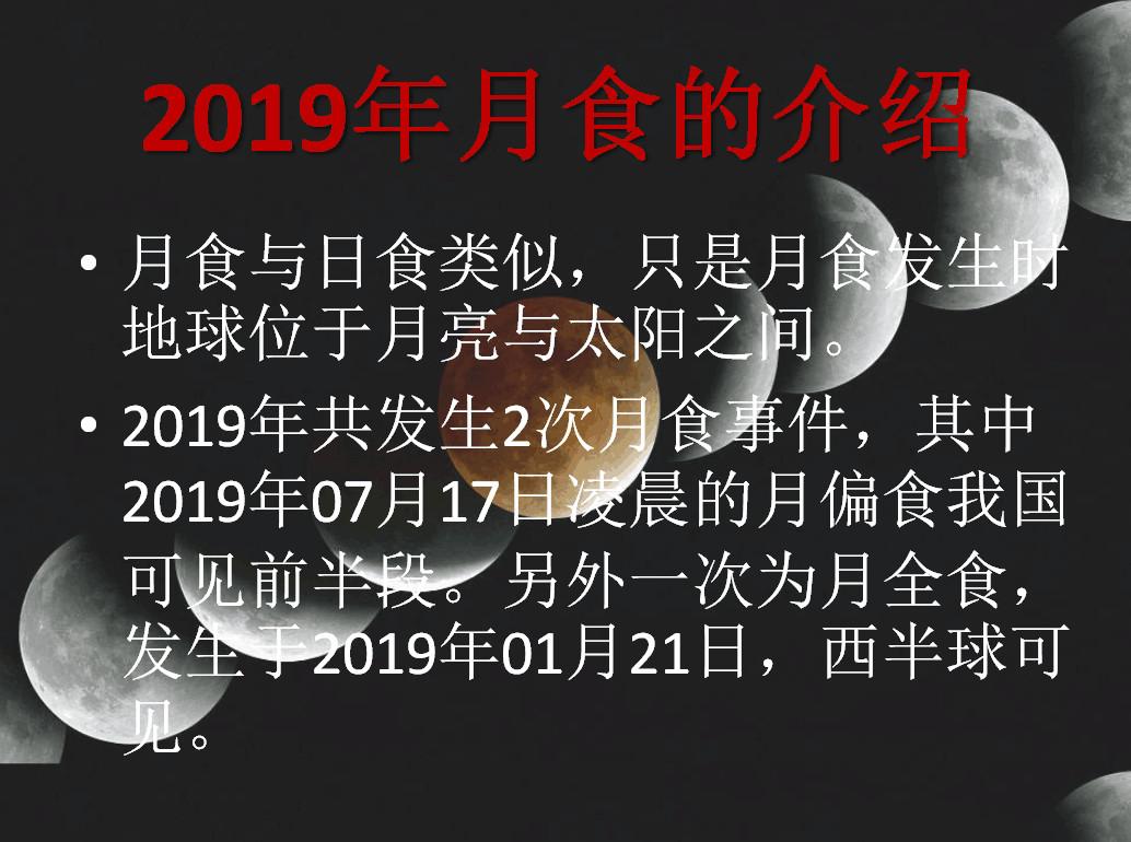 2019年天象大观(PPT版本)__财经头条