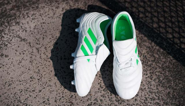"清爽宜人!近观adidas Copa Gloro 19 ""Virtuso Pack""足球鞋"