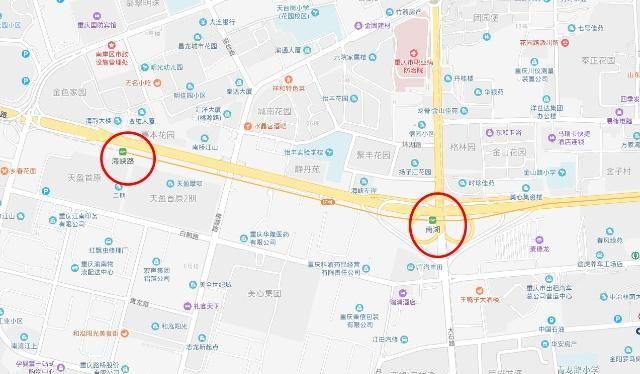 2019年1月上旬,開通不到兩周的重慶地鐵環線發生嚴重事故,本次事故圖片