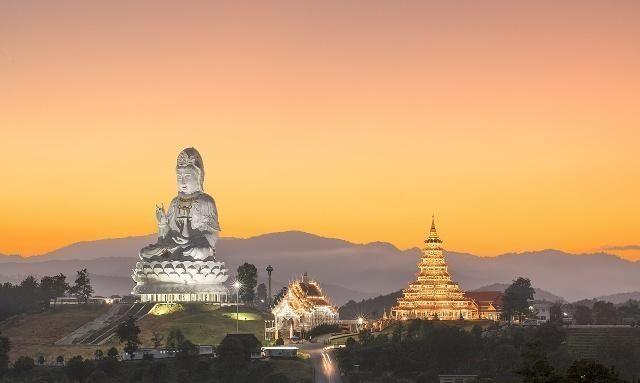 佛学知识|学佛者对佛教认识的两大误区,从人间到净土有多远?