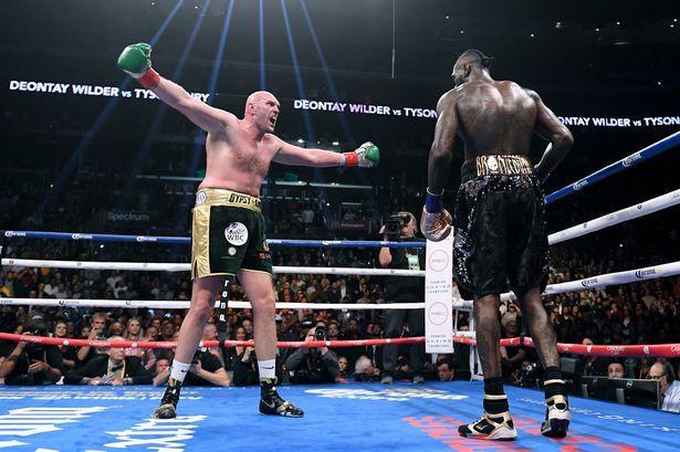 2018年12月2日世界拳王争霸赛 维尔德vs泰森·富里 [视频] WILDER VS. FURY