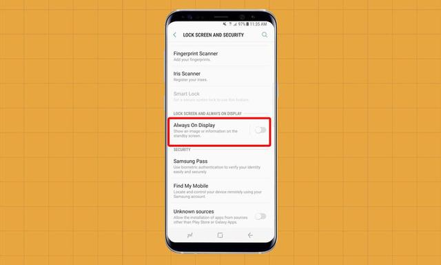 三星Galaxy S8官方用户指南:如何提高S8的电池寿命,英文配图版