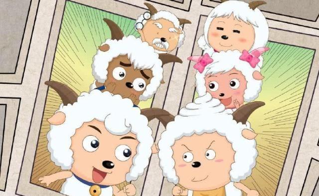 羊村守护者:小羊集体狼化,沸羊羊变帅,但懒羊羊做错了什么?