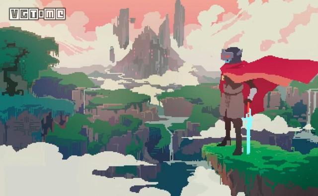 独立游戏精品《光明旅者》宣布登陆Switch!
