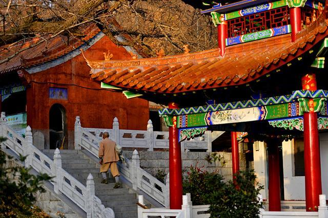 河南凈影寺風景區