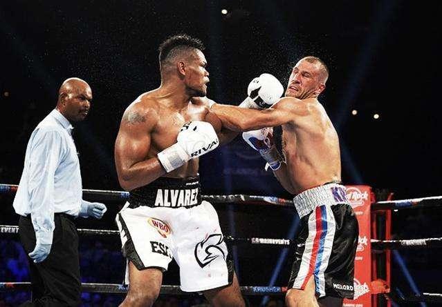 2019年2月3日WBO拳赛 科瓦列夫vs阿尔瓦雷斯 二番战[视频] Kovalev vs. Alvarez