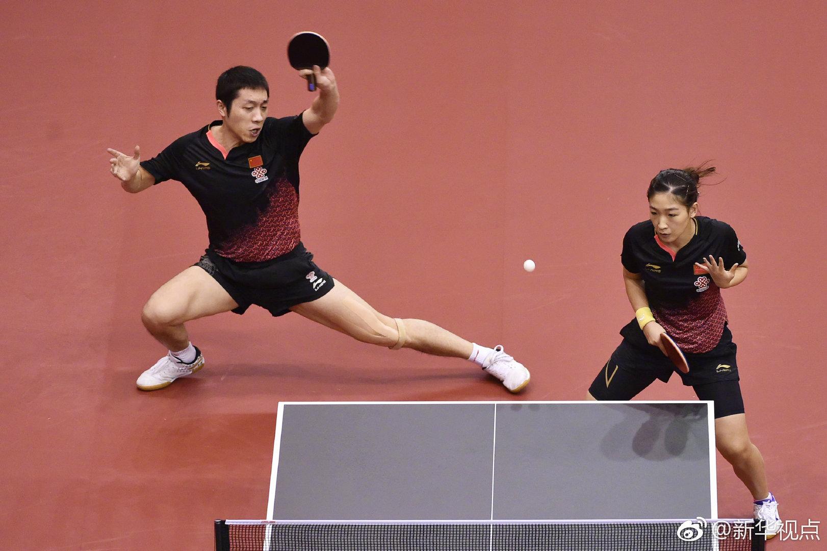 中国队积极抗疫备战奥运 提前出国参加资格比赛