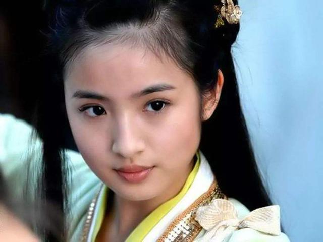 黄蓉亚洲色图_容色绝丽,不可逼视:扮演《射雕英雄传》黄蓉的演员