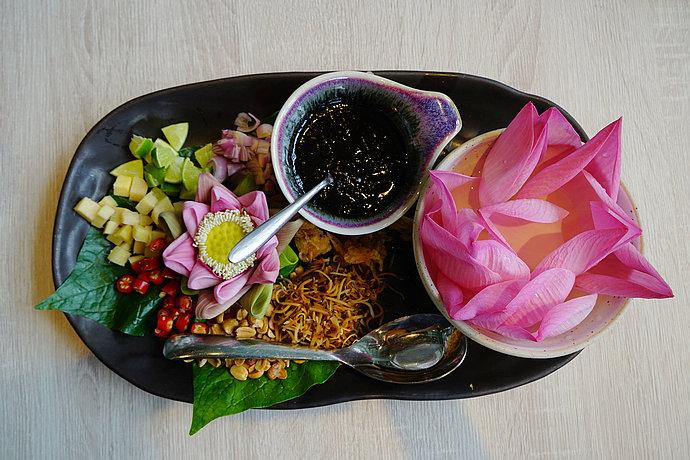 曼谷普吉双城记,用味蕾