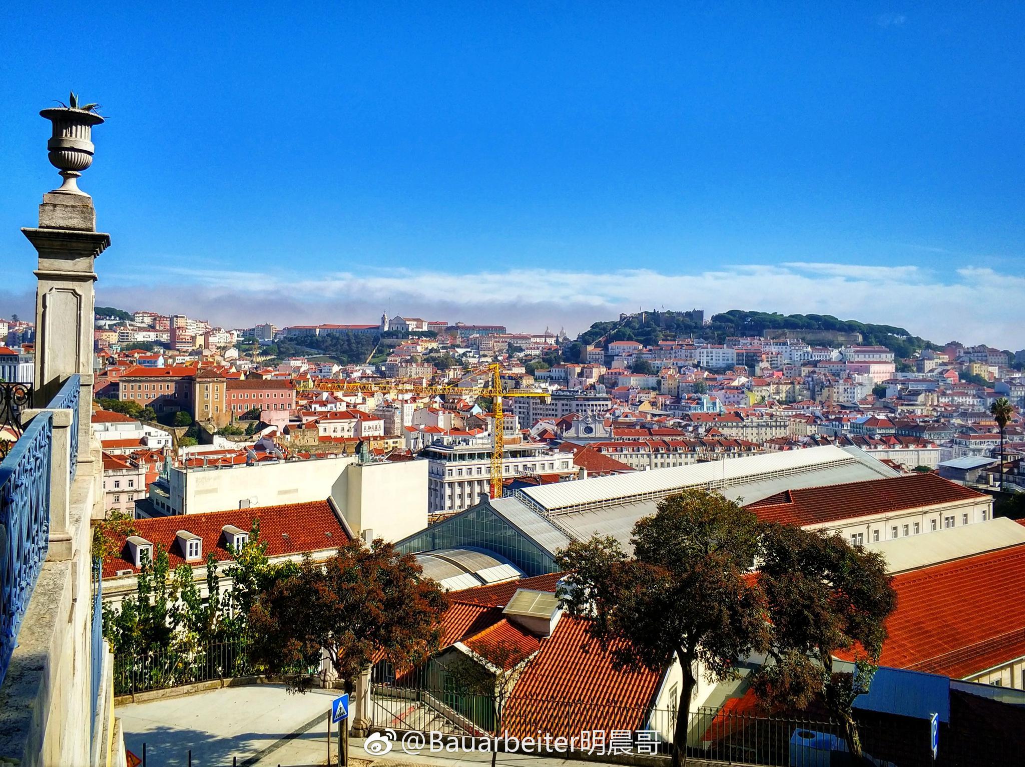 里斯本,欧洲大陆最西端的城市