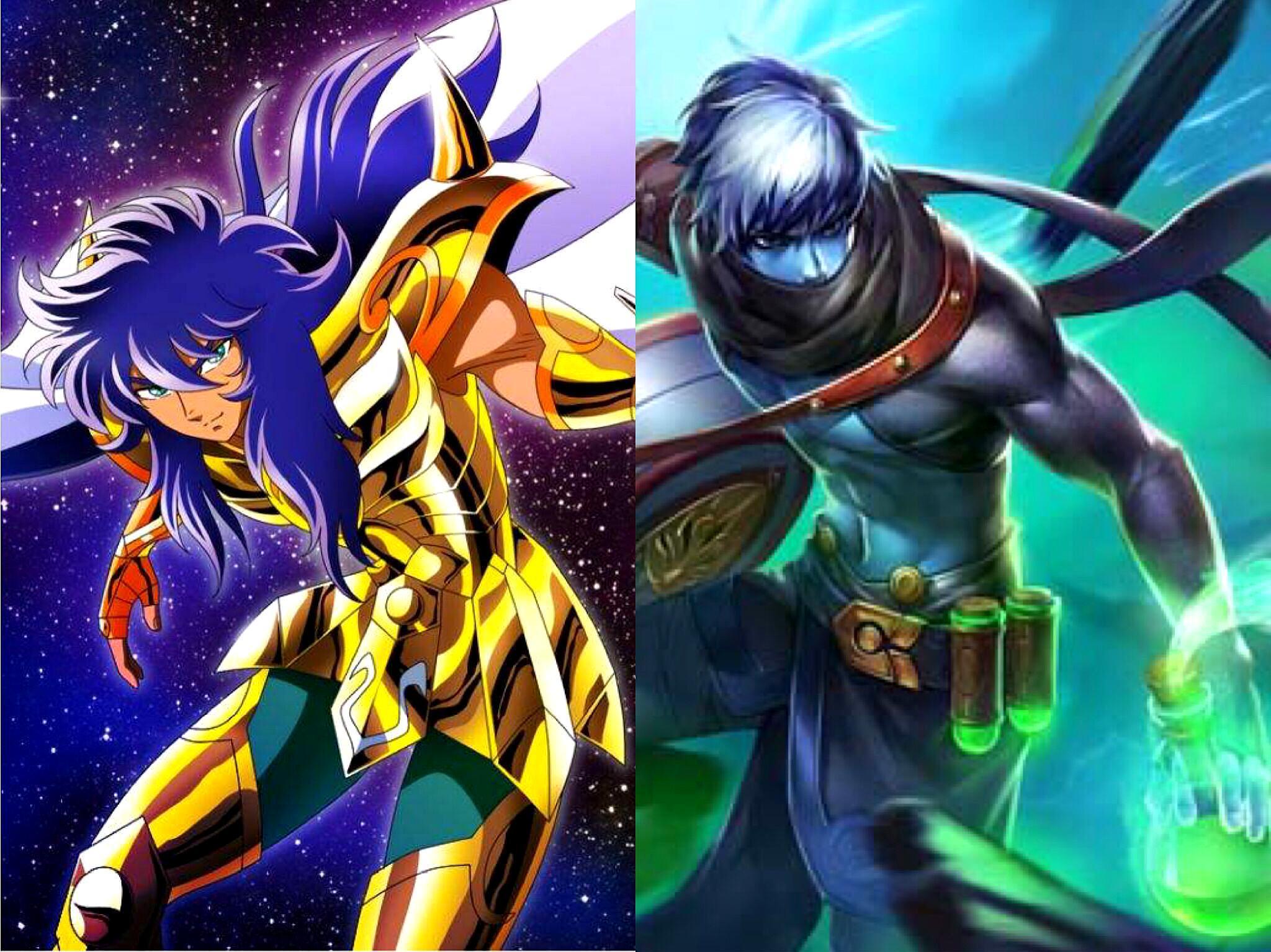 王者榮耀:圣斗士新皮膚指向元歌,還有三位英雄有望出星座皮膚圖片