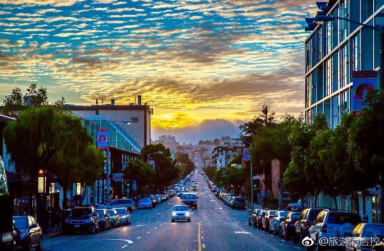 迷失在旧金山