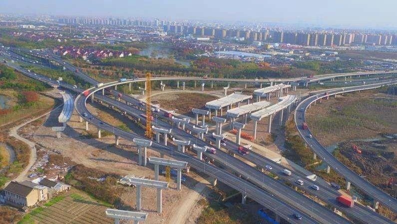 大动脉S7公路迎新进展 年底可实现全线结构贯通