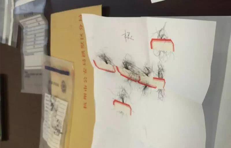 栽在毛上!杭州男子尿检呈阳性还不承认吸毒,警察取了几根毛后…