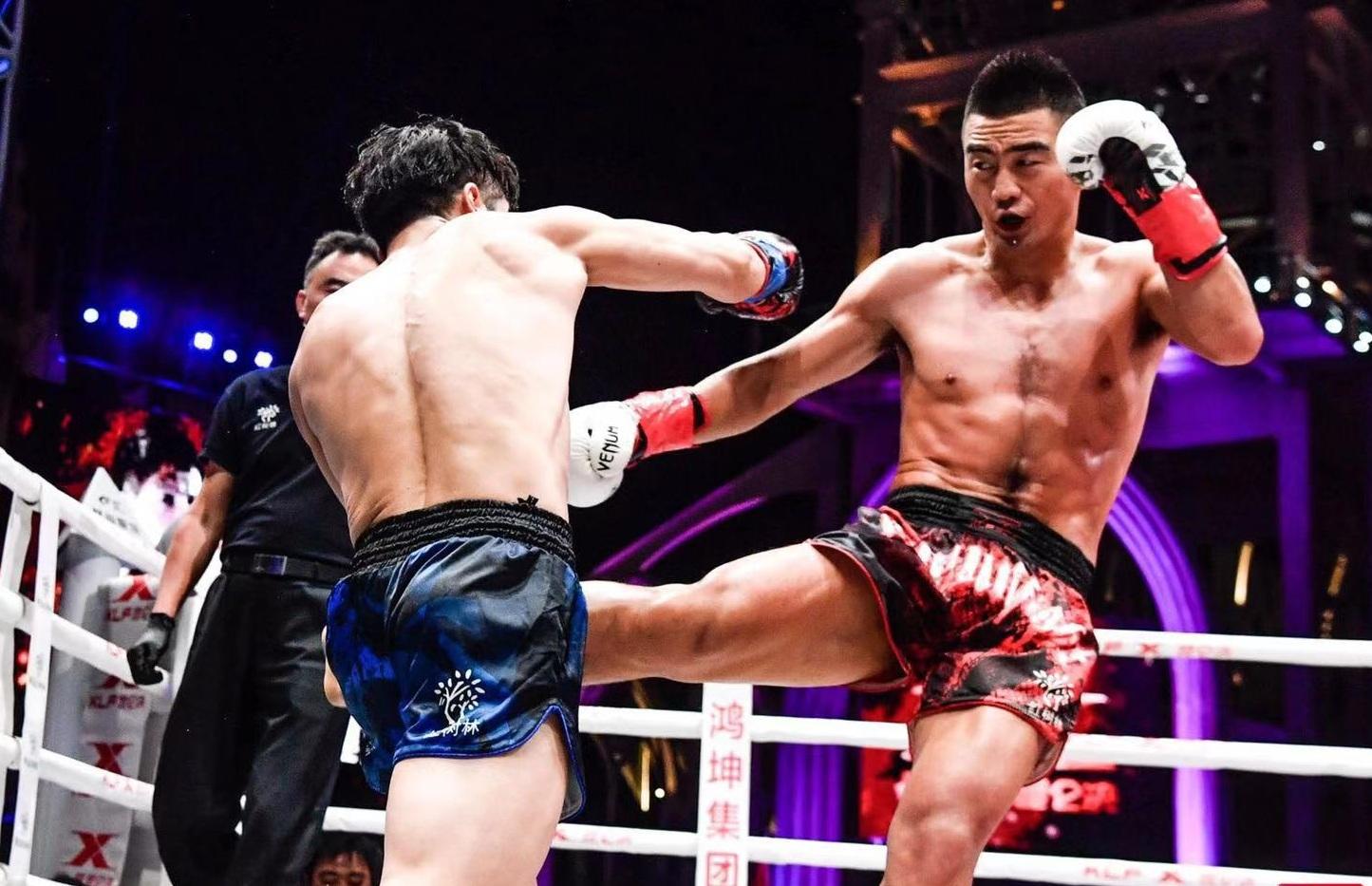 2018年12月1日武林风 杨茁vs古拉宾(Andrei Kulebin)二番战[视频]
