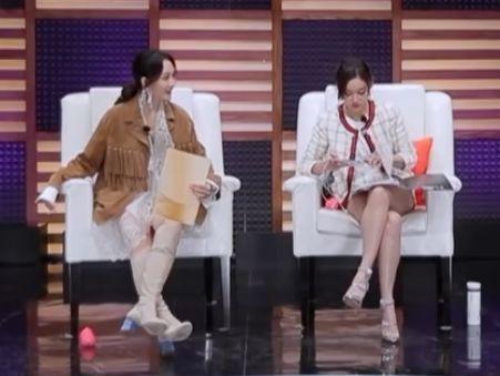 楊冪、王鷗和袁姍姍的一周交集,三個女明星比連續劇還跌宕