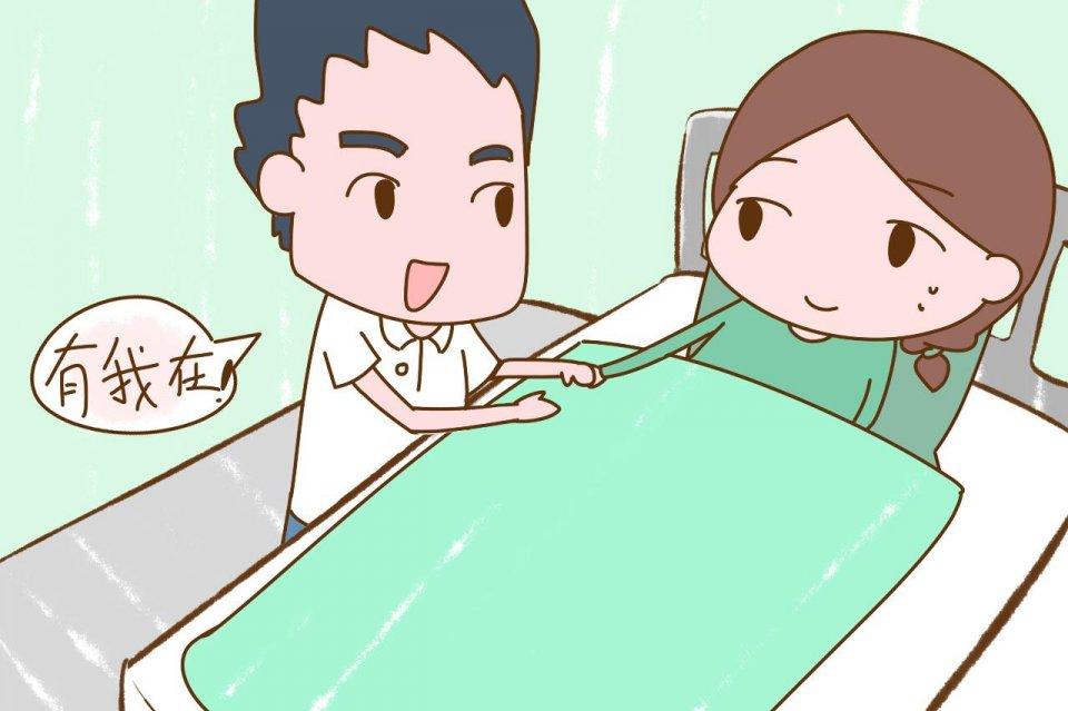 [生完孩子老公不碰我怎么办]生完孩子老公愿意为你做这两件事,宝妈很幸福