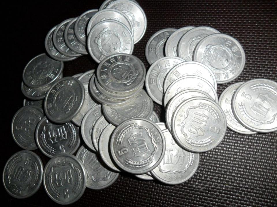 1957年5分硬币价格多少?能卖2200元,专家:找到一枚就知足!