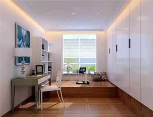 80平兩室一廳裝修實例圖 如何將80平房子裝出90平感覺圖片