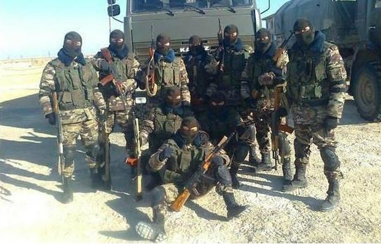 雇佣兵2战灩9�_最后的攻坚战!叙总统亲临前线助阵 绝不放走一个西方雇佣兵