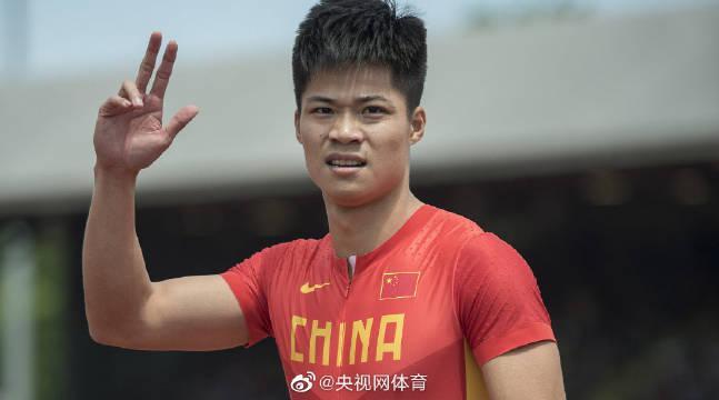 国际田联排名中国三女将榜首 苏炳添百米世界第三