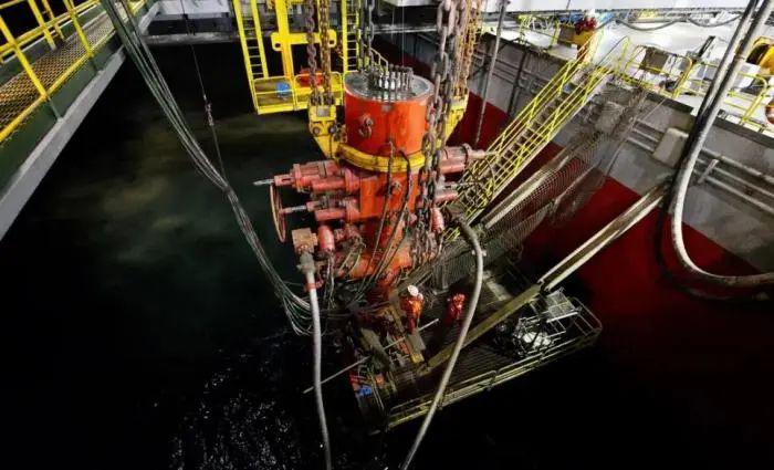 图片来自中海油公众号。