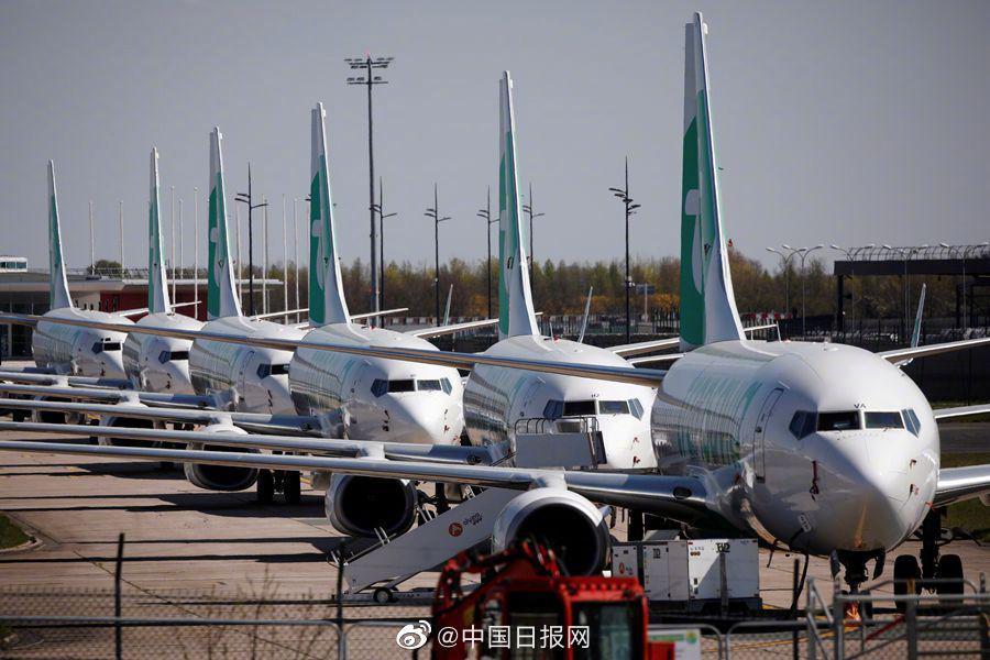 受疫情影响波音危机加剧:4月订单为零,还有108架飞机订单被取消!