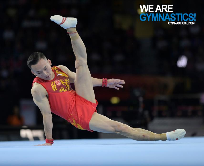 肖若腾:让时间见证奥运