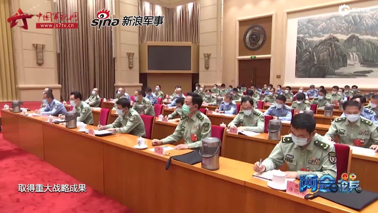吴谦:解放军和武警部队代表委员积极建言献策