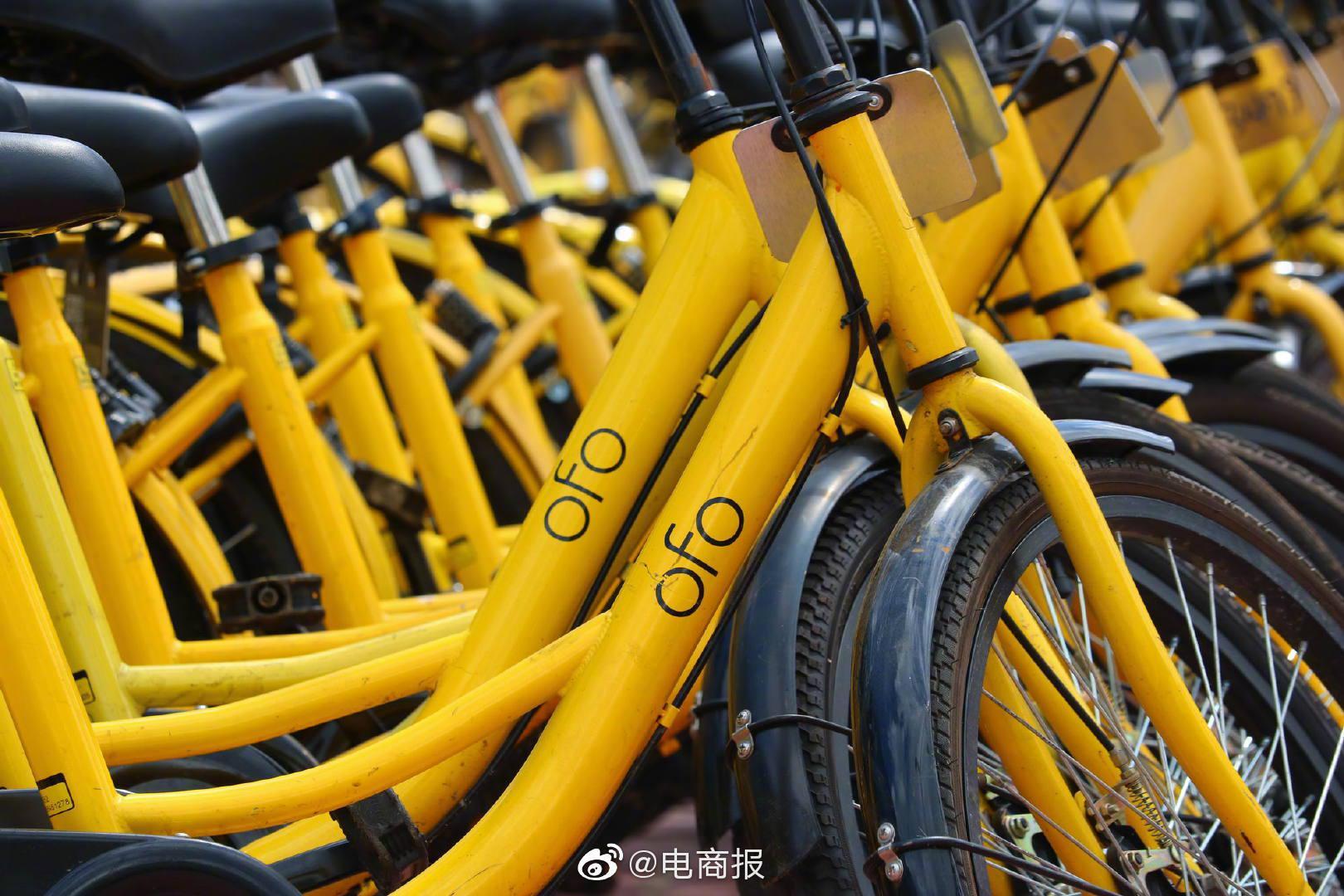 ofo小黄车的运营公司东峡大通(北京)管理咨询有限公司因数据传输中断……