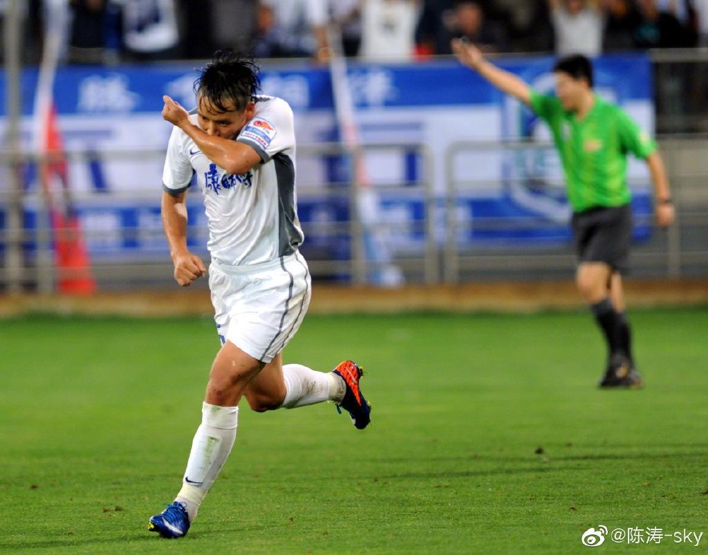 中国足球天才陈涛宣布退役 17年球员生涯就此结束