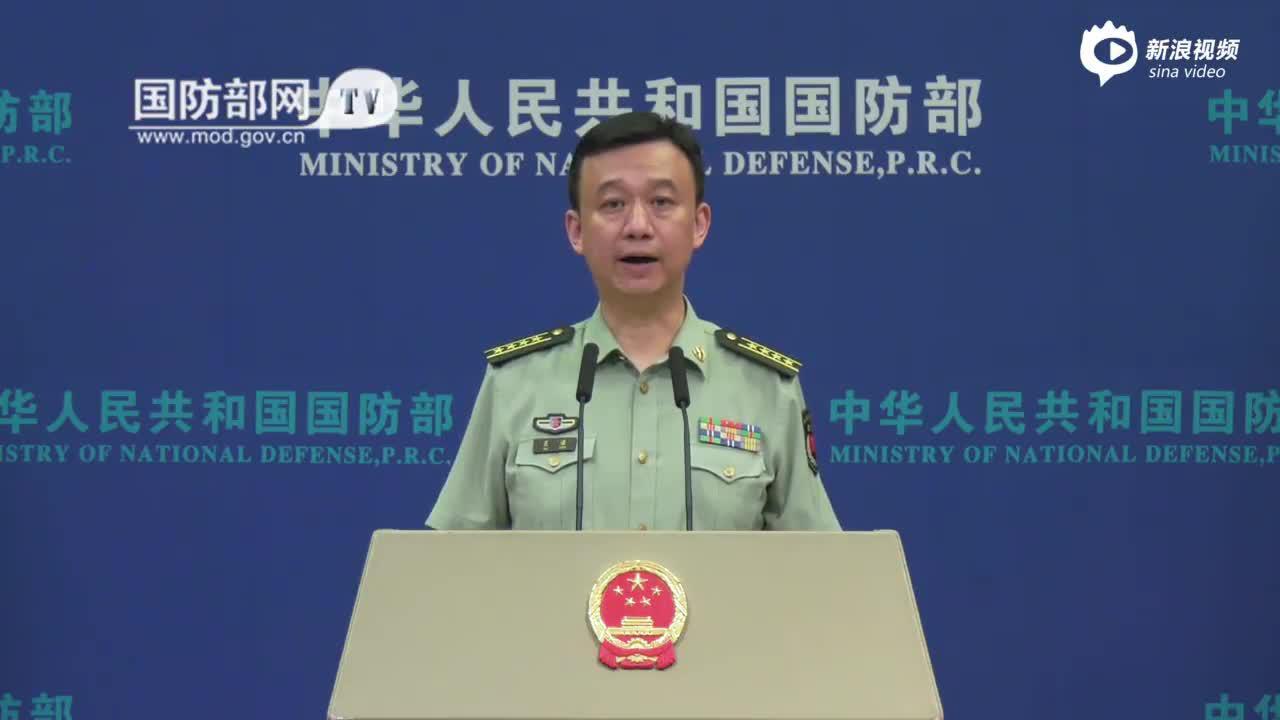 """国防部:欢迎加入军队文职人员队伍 成为助推祖国前进的""""巨浪"""""""