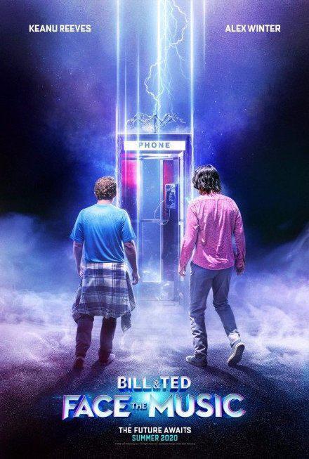 《比尔和泰德寻歌记》海报