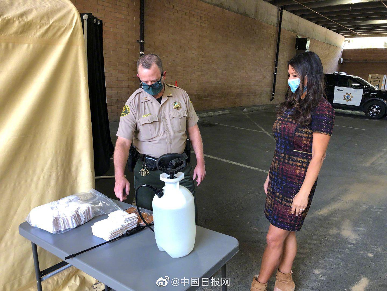 加州一监狱暴发新冠肺炎聚集性感染 逾500人确诊