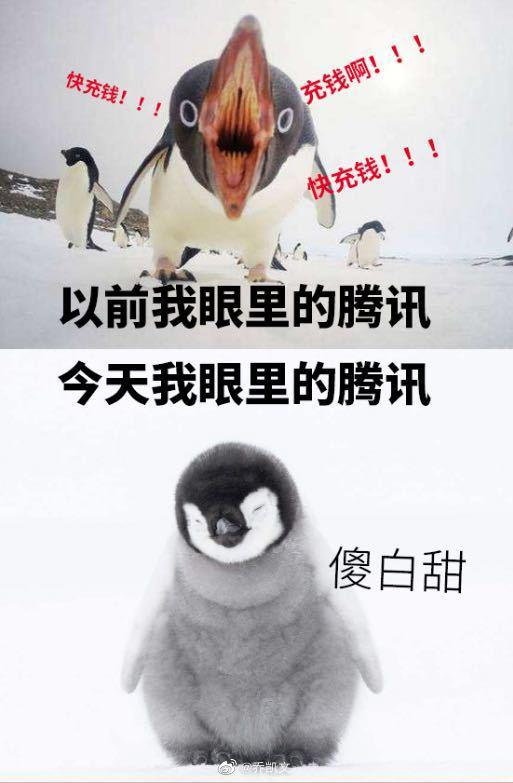 """腾讯公司在官方微博回应""""被骗""""一事:一言难尽"""