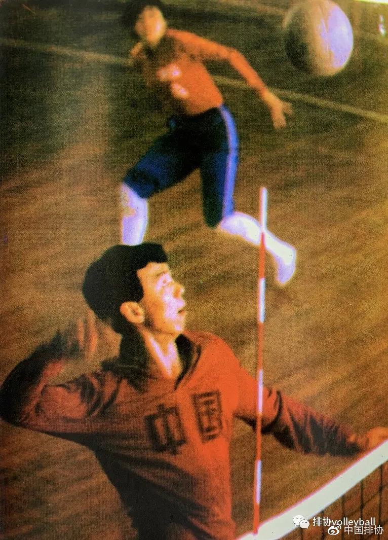 中国排球史连载(9):中国女排的腾飞与曲折!