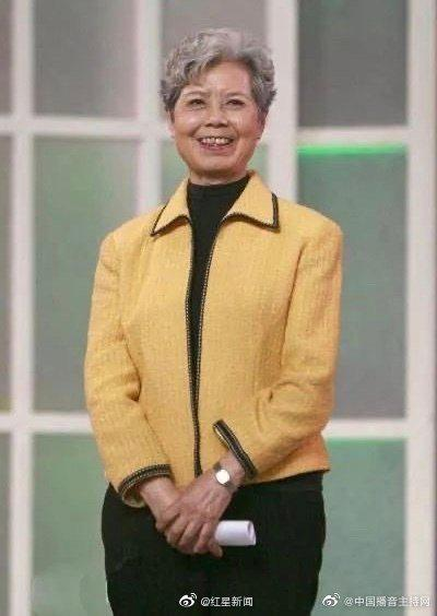 主持人沈力去世 係中國第一位電視播音員