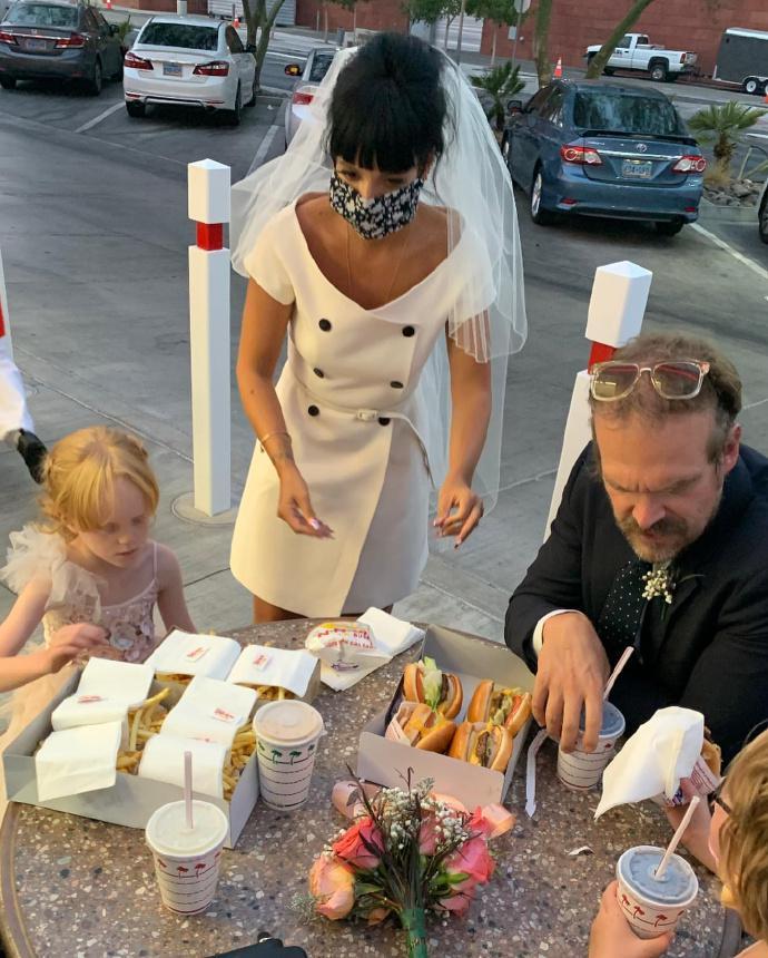 Lily Allen结婚