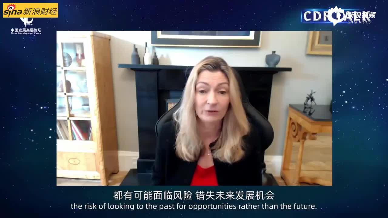 黎诚恩:会有更多的女性基金经理、女性首席执行官、女性宇航员