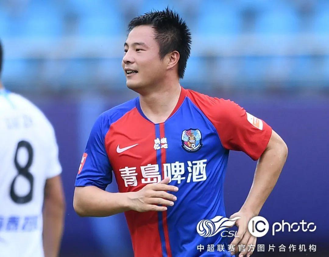 高翔:进球后压力得到释放 会专注于备战第二阶段